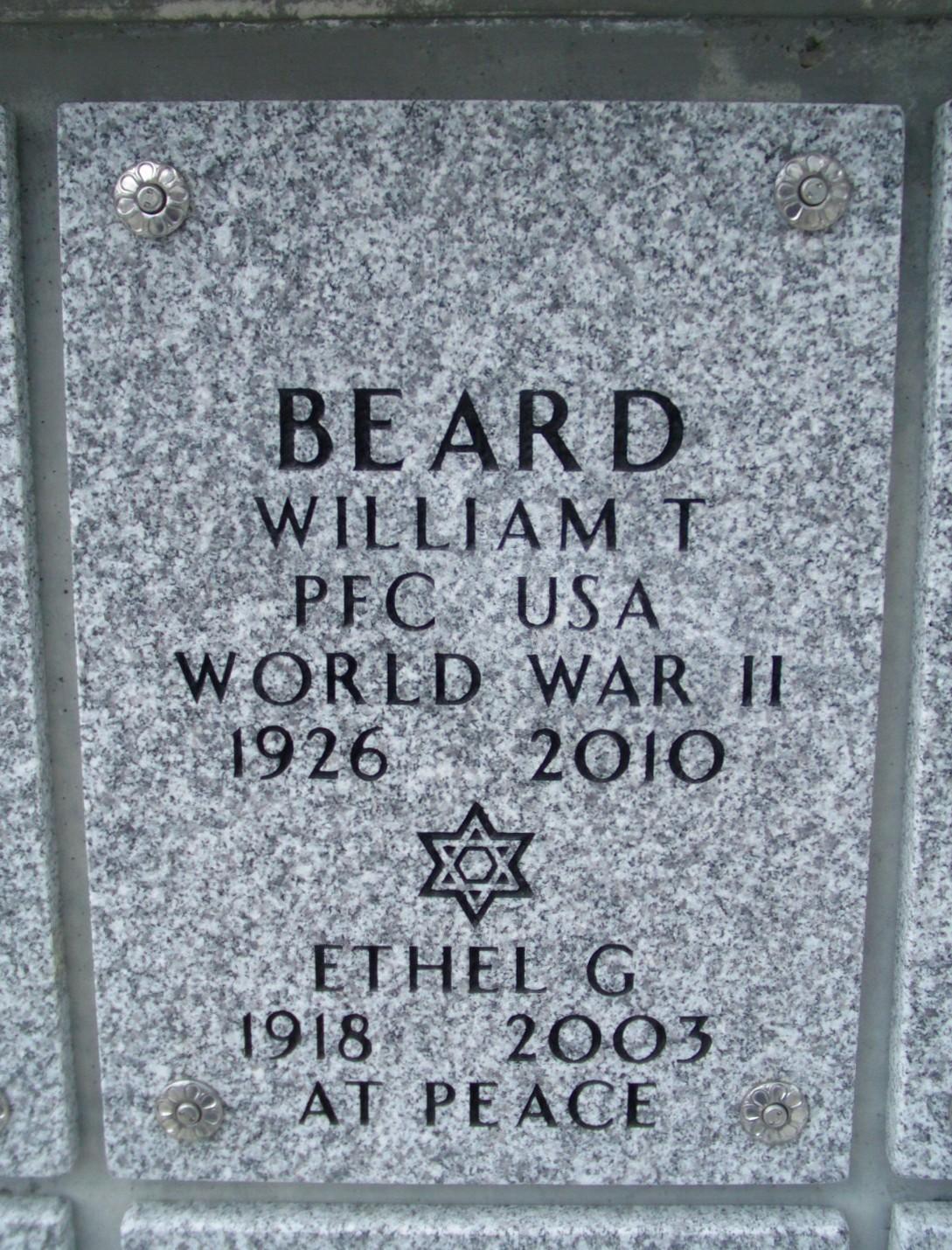 Beard 1 -