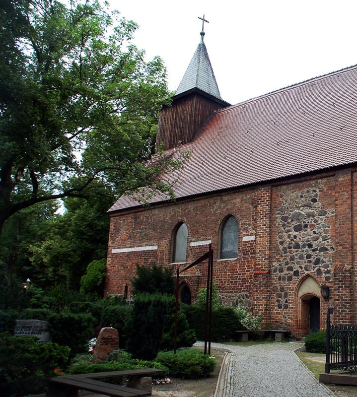 St. Annen Kirche -