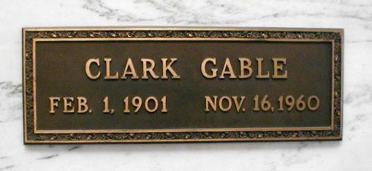 Clark Gable 1 -