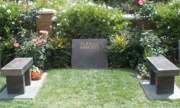 Farrah Fawcettfound A Grave