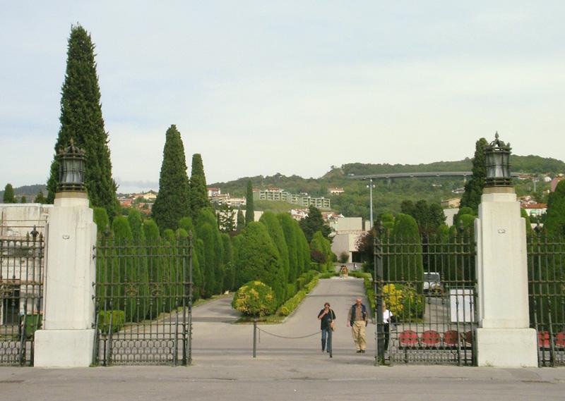 cimitero di s. Anna - Trieste -