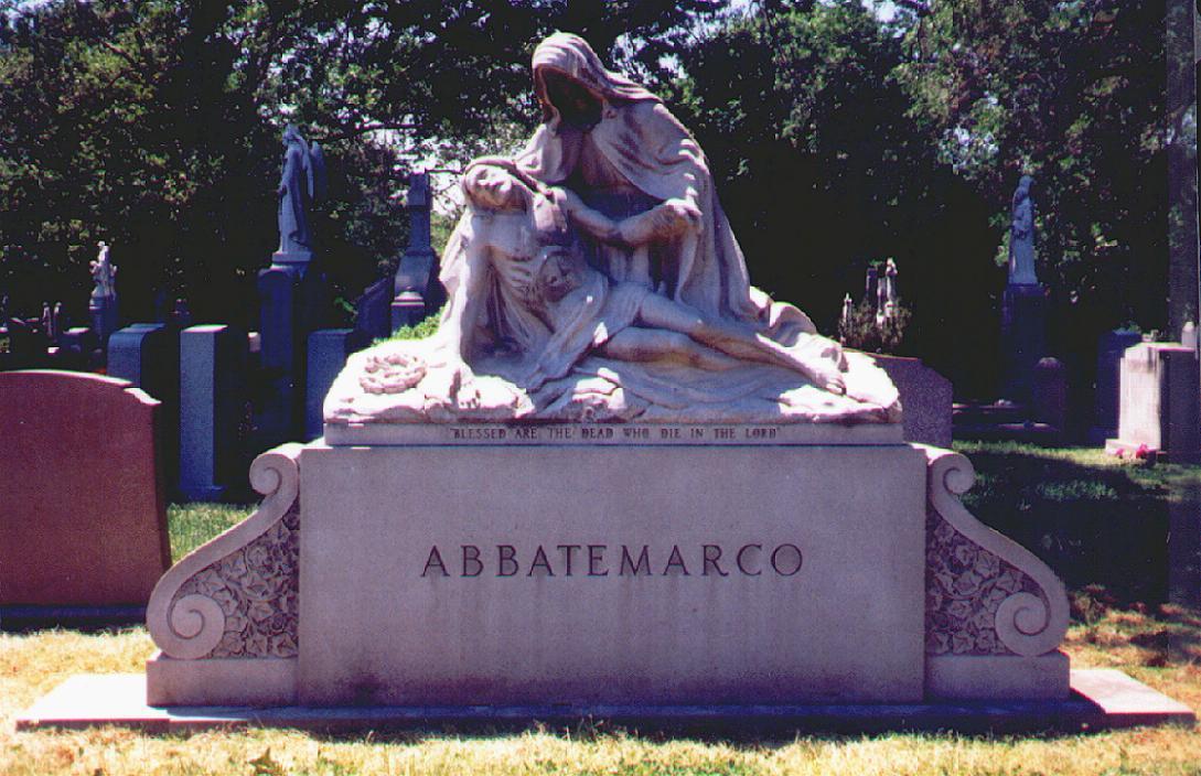 Frank Abbatemarcocem sculpter -
