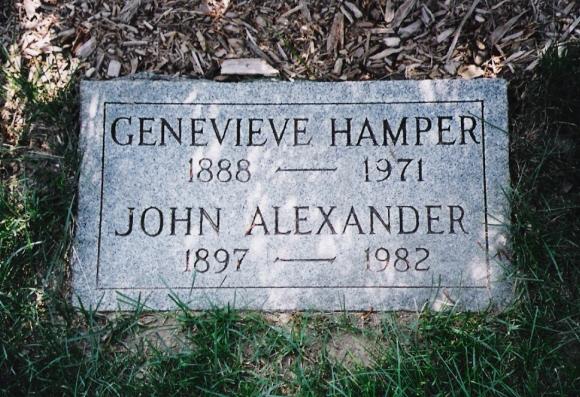 John Alexander 3 -