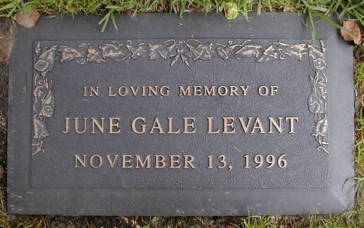 June Gale 3 -