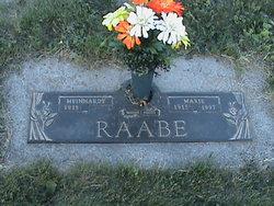 Meinhardt Raabe stone -