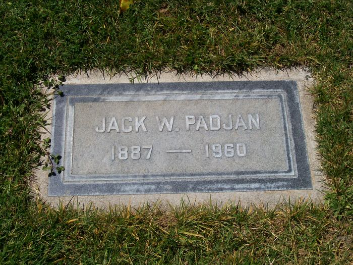 Jack Padjan salary