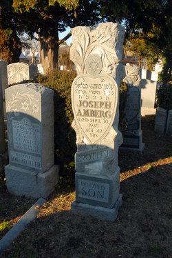 joseph ambergstone -