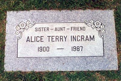 Alice Ingram 2 -