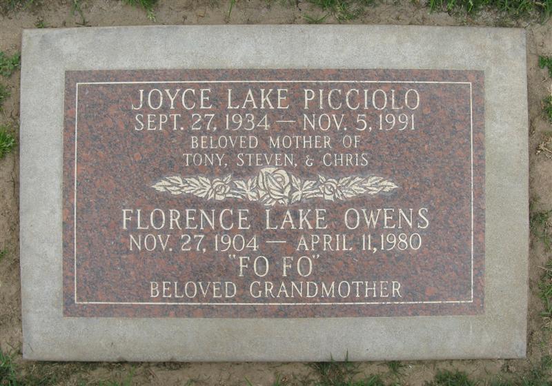 Florence Lake 3 -
