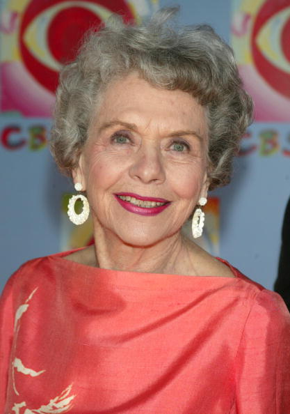 CBS at 75 - Helen Wagner at the Hammerstein Ballroom in New York City, New York (Photo by Jim Spellman/WireImage)