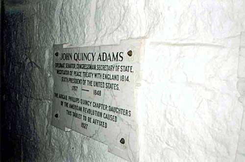 John Quincy Adams 3 -