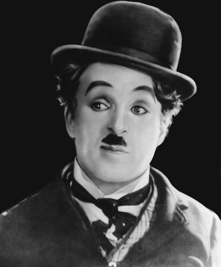 Charlie Chaplin 1 -