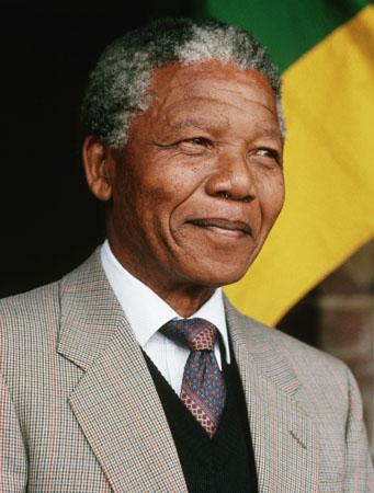 Nelson Mandela - 1990 South Africa