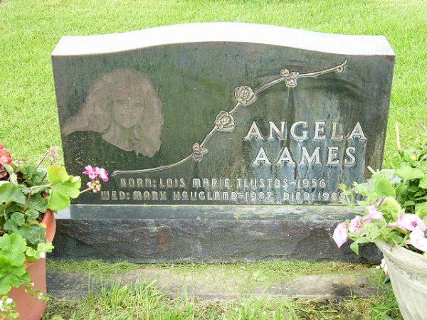 Angela Aames - Found a GraveFound a Grave