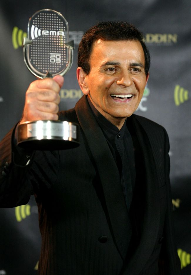 american top 40 casey kasem lists of christmas