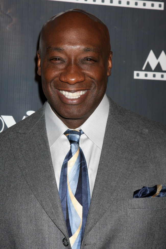 Movieguide Family Awards 2009 - Michael Clarke Duncan   arriving at the Movieguide Family Awards 2009  at the Beverly Hilton Hotel in Beverly Hills, CA on  February 11, 2009 ©2009 Kathy Hutchins / Hutchins Photo