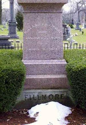 Millard Fillmore Found A Gravefound A Grave
