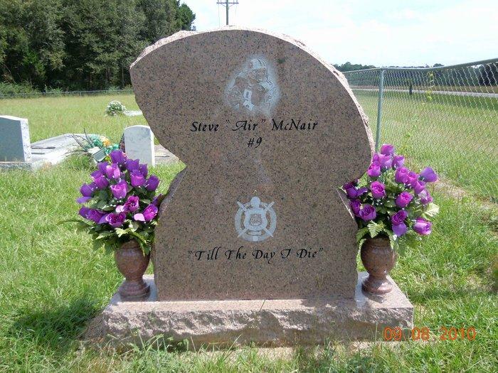 Sahel Kazemi Steve McNair - Found a...