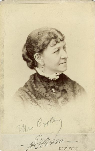 Jane Croly
