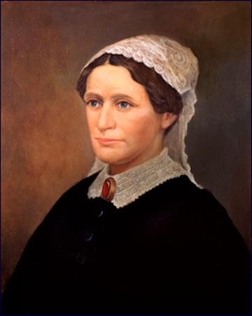 Eliza Johnson Found A Gravefound A Grave