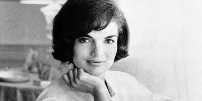 Jacqueline Kennedy - In this photo provided by the White House, first lady Jacqueline Kennedy is pictured in the first family's White House living quarters, June 19, 1961.  (AP Photo/White House/Mark Shaw)