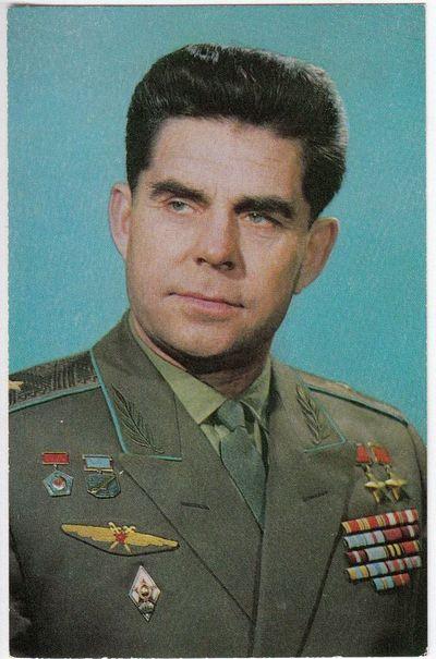 Georgy Timofeyevich Beregovoy