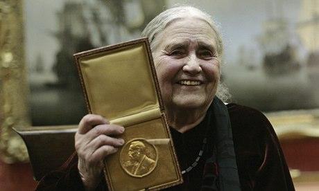 Doris Lessing dies aged 94 -