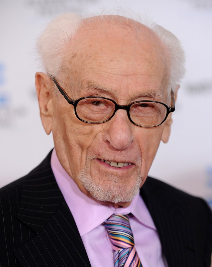 FILE: Actor Eli Wallach Dies At 98 - FILE - JUNE 24: Actor Eli Wallach, known for his work in