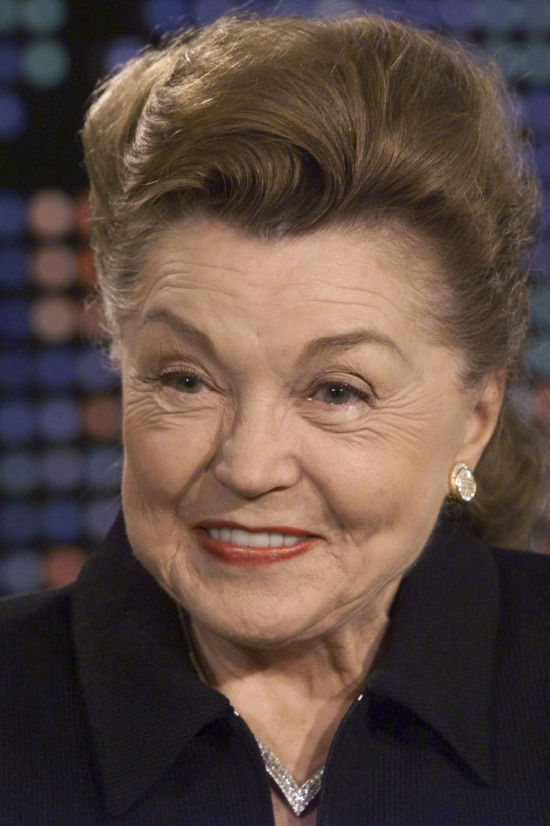 File photo of actress Esther Williams on