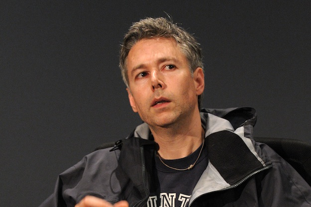 Adam Yauch Speaks At The Apple Store - Filmmaker and recording artist Adam Yauch speaks onstage at the Apple Soho store on May 2, 2008 in New York City.
