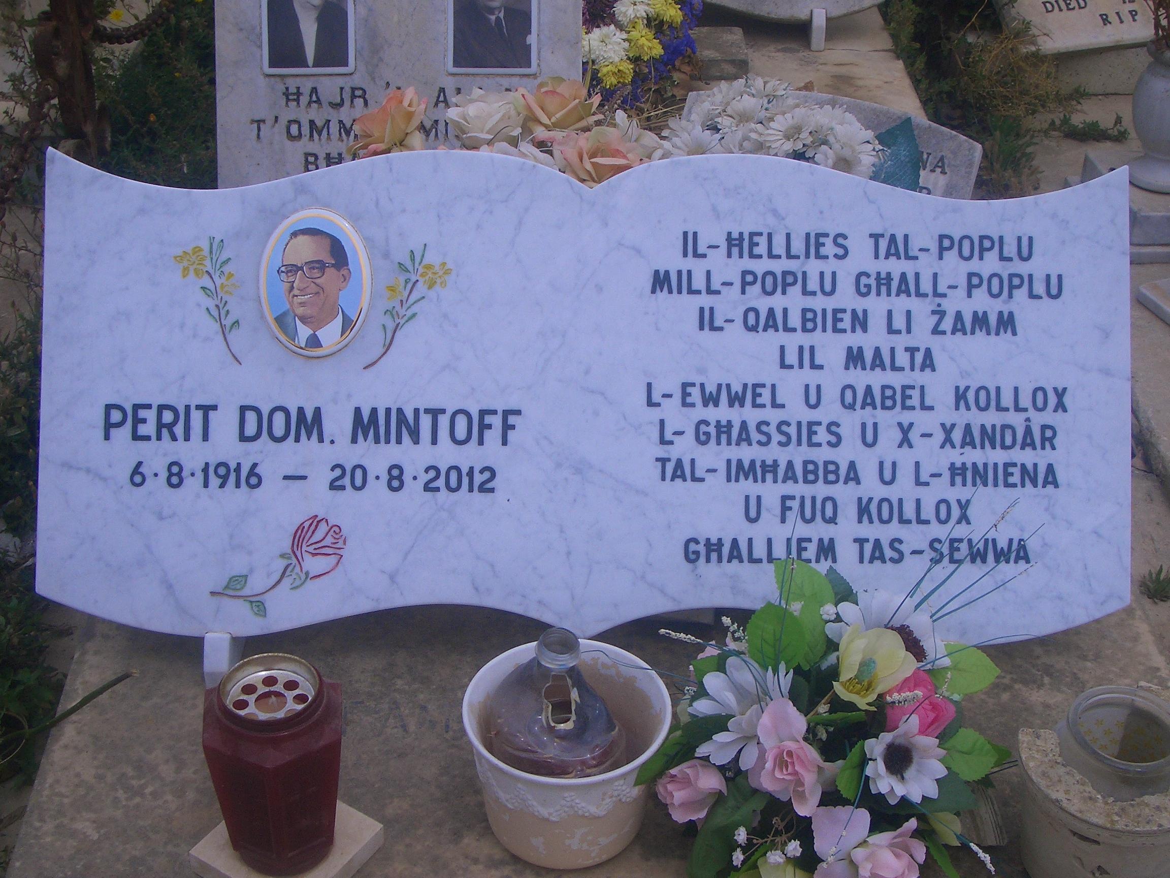 Mintoff 2 -