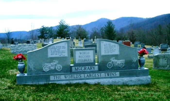 Benny McCrary Grave1 -