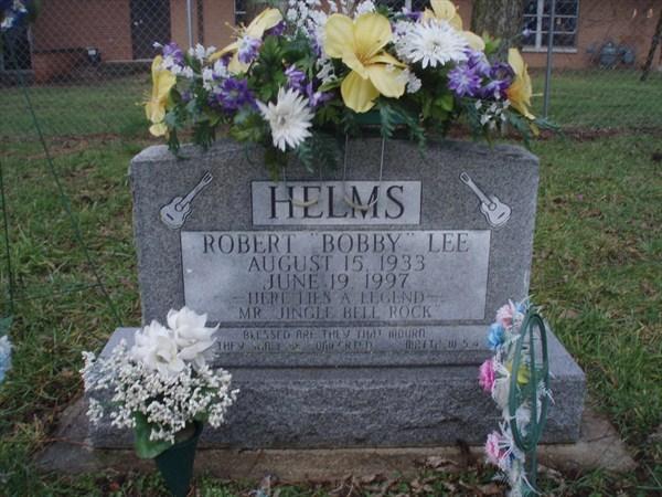 Bobby helms -