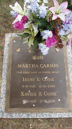 Carson grave -