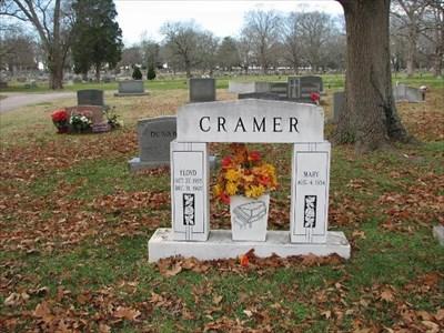 Cramer grave -
