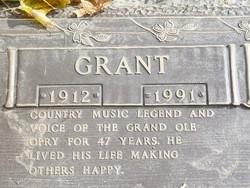 Grant grave -