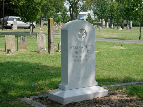 Howard grave -