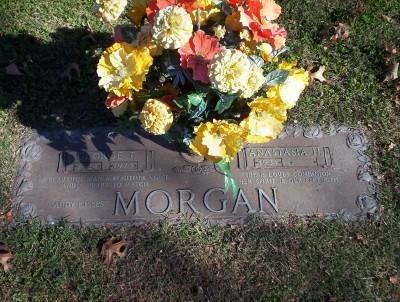 Morgan grave -
