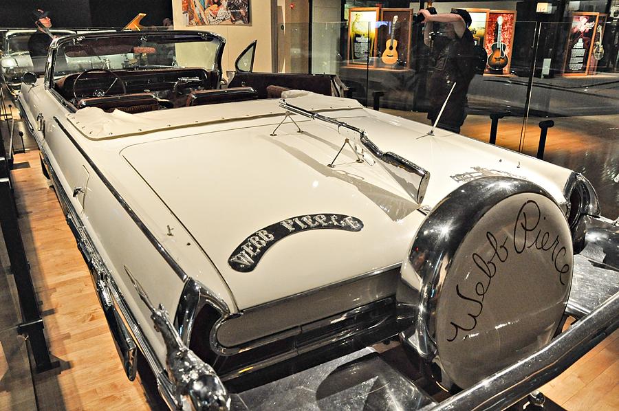 Pierce car -