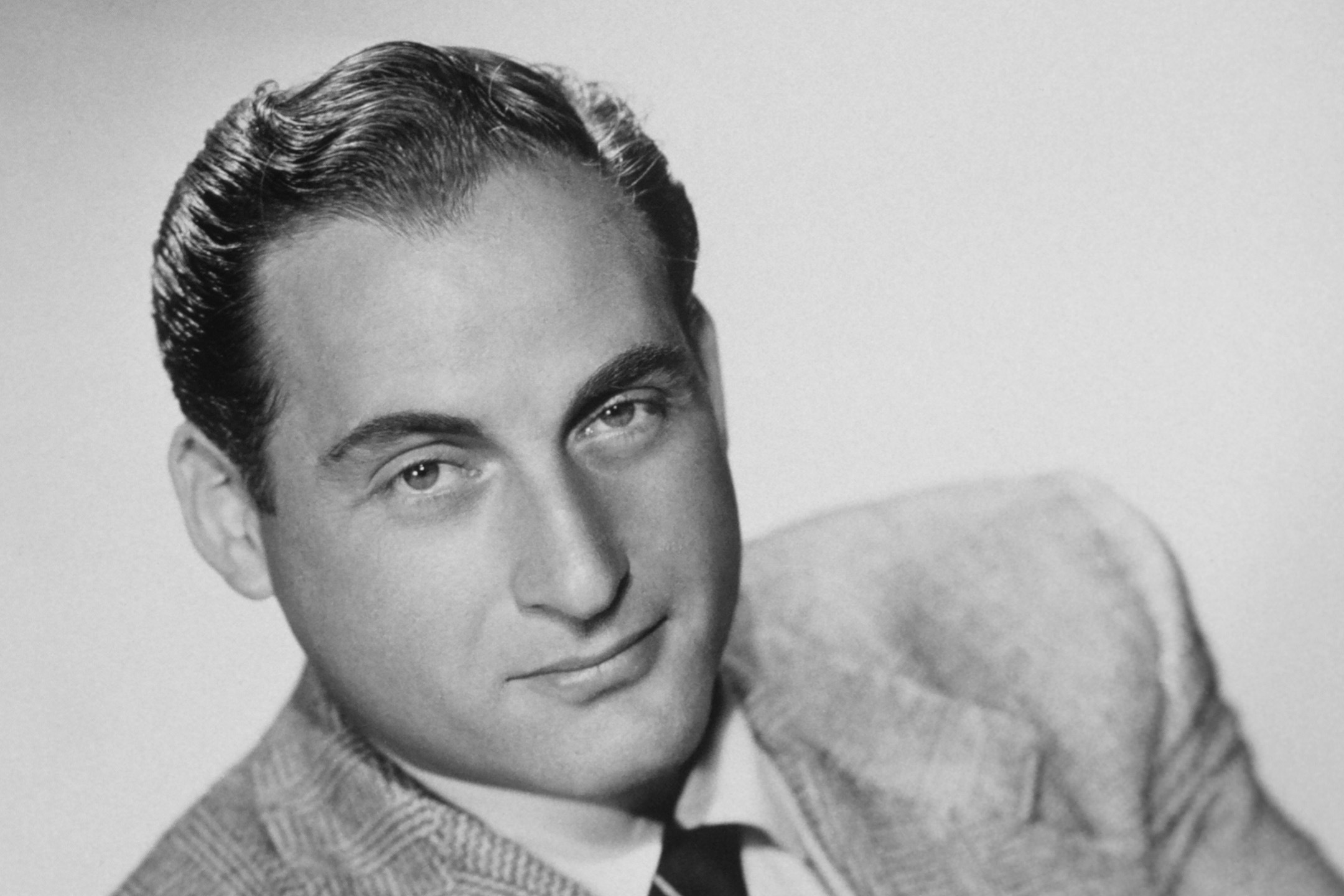 sidcaesar-13 - Actor and comedian Sid Caesar was well-known for <em>Your Show of Shows</em> and other comedic roles on television.
