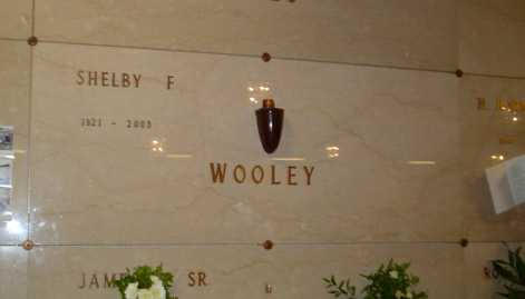 Wooley grave -