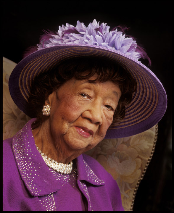 Dr. Dorothy Height -
