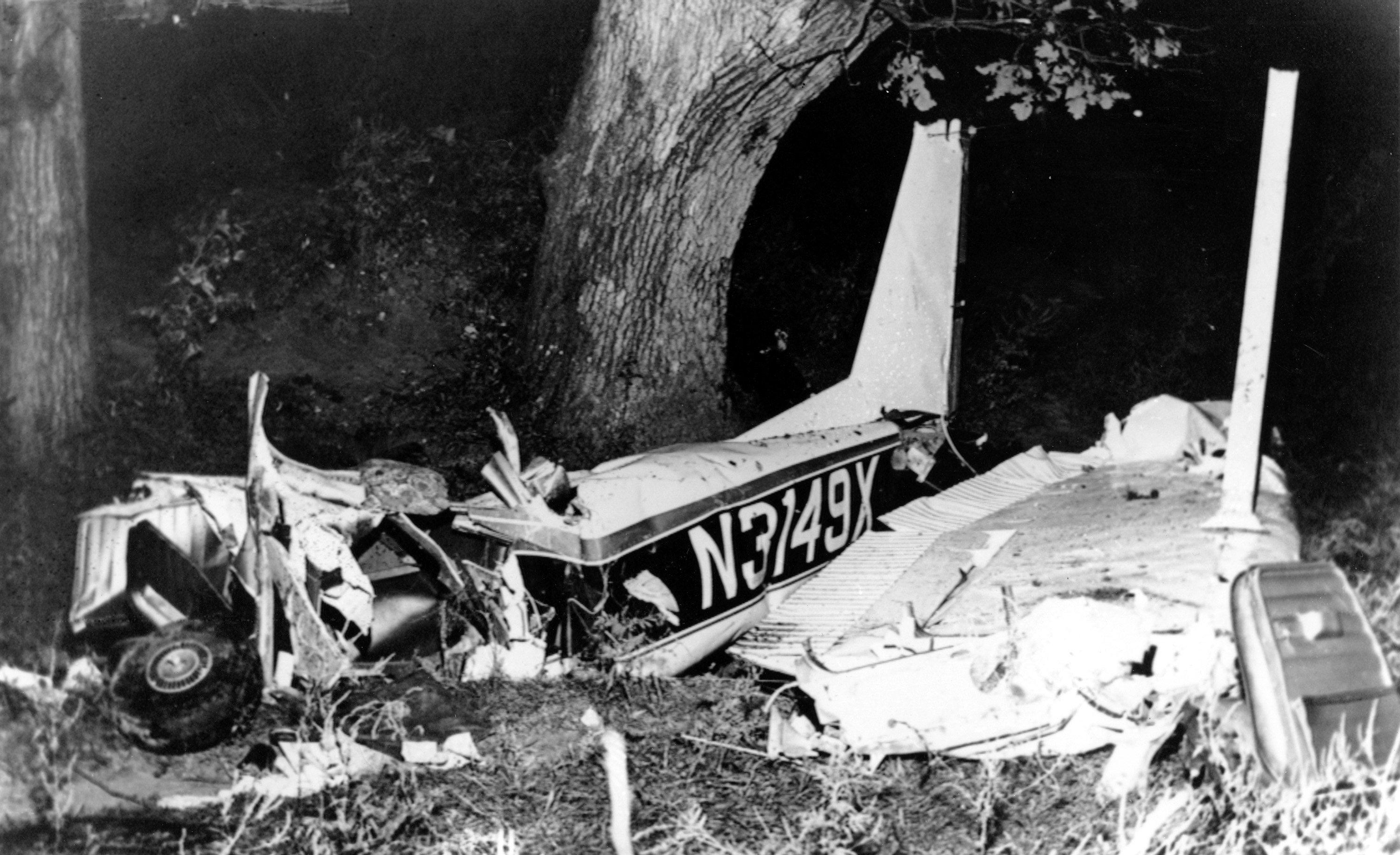 Famous Musicians Who Died in Small Plane Crashes