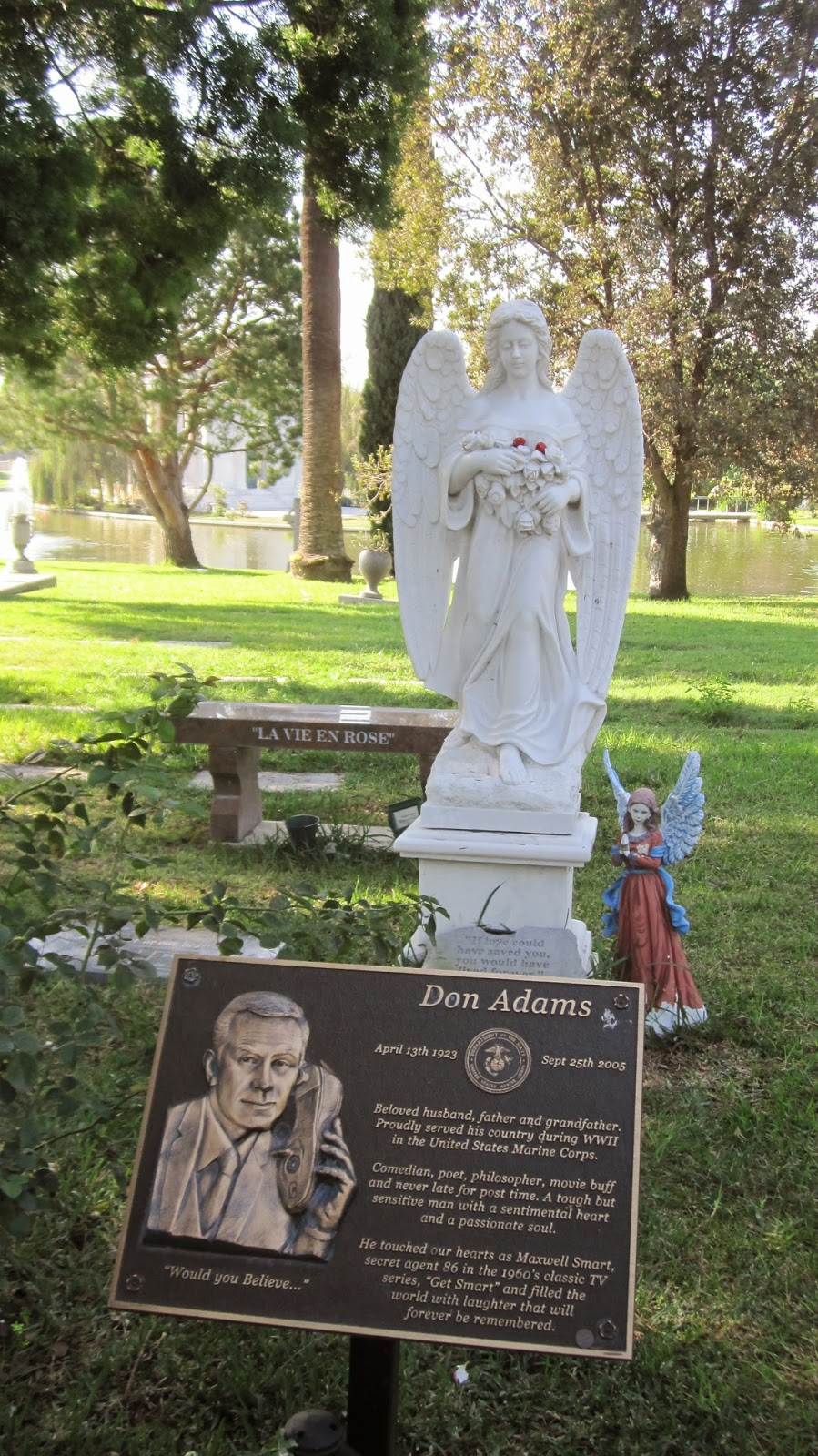 Hollywood Forever -- Don Adams -