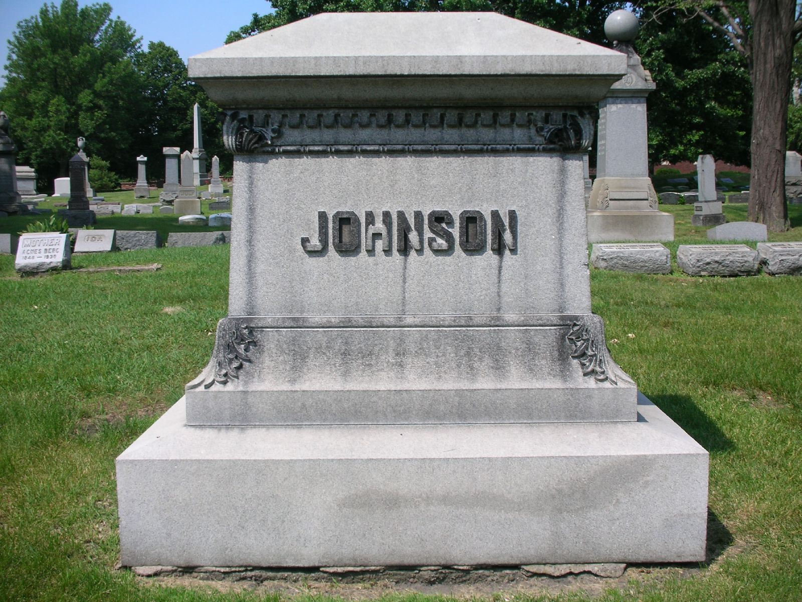 Jack_Johnson_Grave_(1878-1946) -