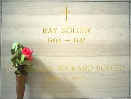 RayBolger -