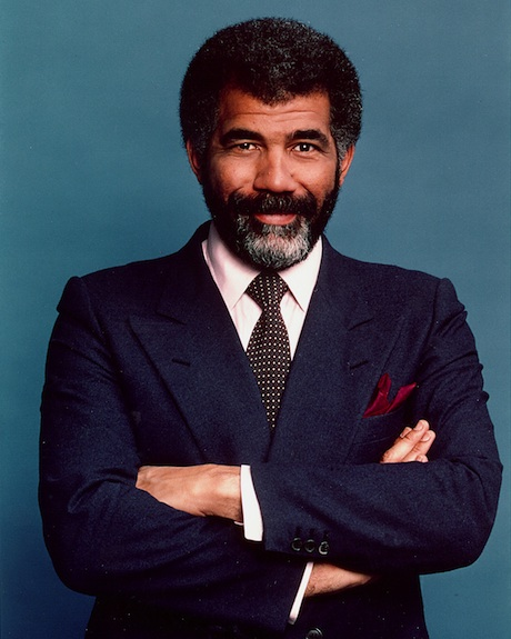 Portrait Of Ed Bradley - 1982 HEADLINER ED BRADLEY (1981 PHOTO)