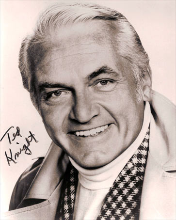 ted knight laugh