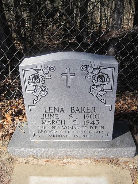 Lena Baker Found A Gravefound A Grave