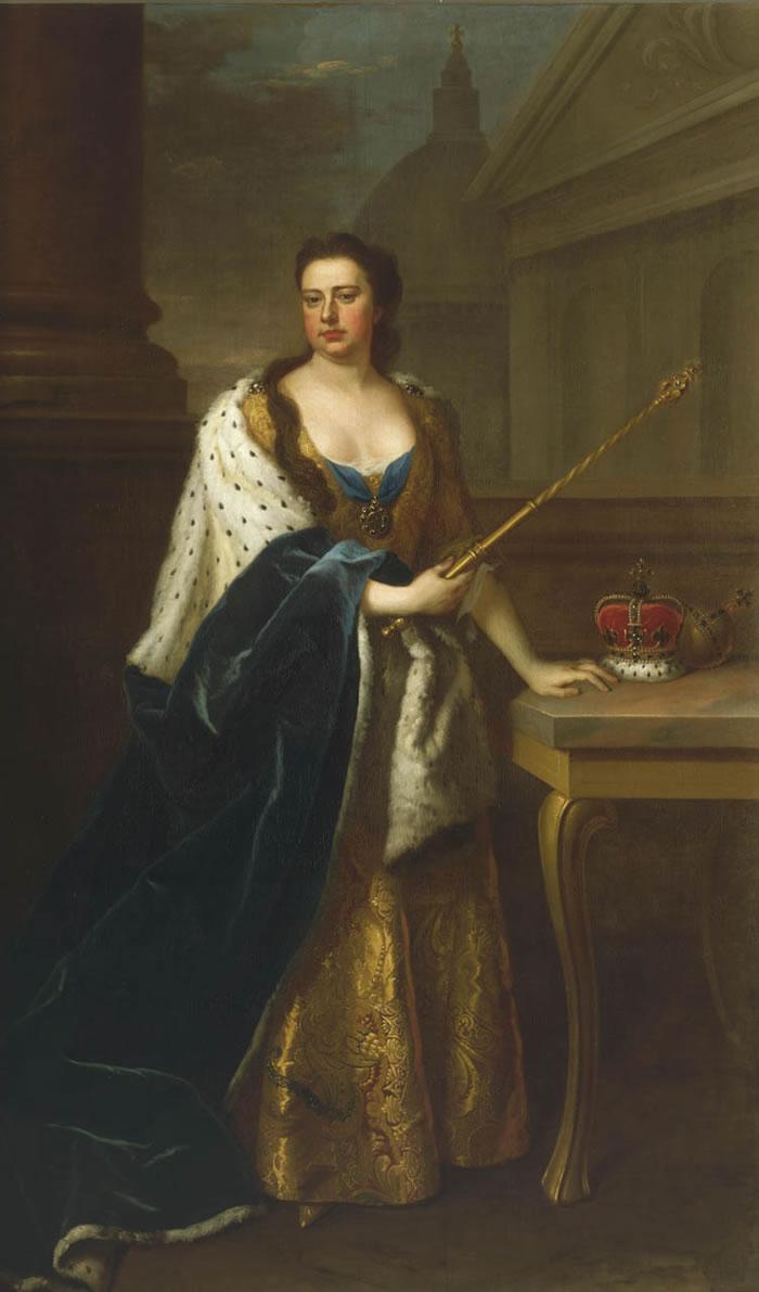 Anne Queen Of Great Britain Found A Gravefound A Grave